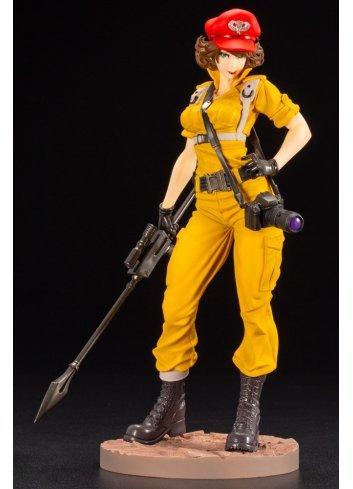 G.I.Joe Bishoujo Lady Jaye (Canary Ann Color Limited Edition) - Kotobukiya