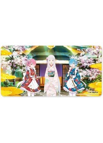 Rubber Play Mat Collection - Another World Ryokan Ver. - Kadokawa