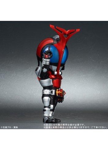 Deforeal - Kamen Rider Kabuto (Rider form)