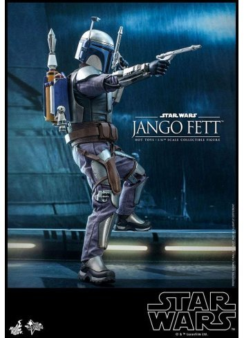 Movie Masterpiece - Jango Fett - Hot Toys