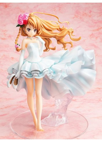 Aisaka Taiga (Wedding Dress Ver.) - Chara-Ani