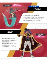Pokémon Scale World - Galar Region: Dante & Dorapult (Leon &