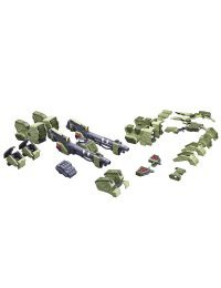 Zoids HMM Liger Zero Panzer Unit Marking Plus Ver. - Kotobukiya