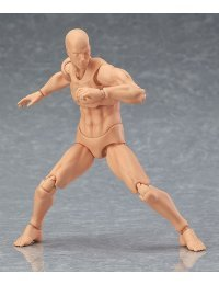 figma archetype next: he flesh color Ver. -reissue- - Max Factory