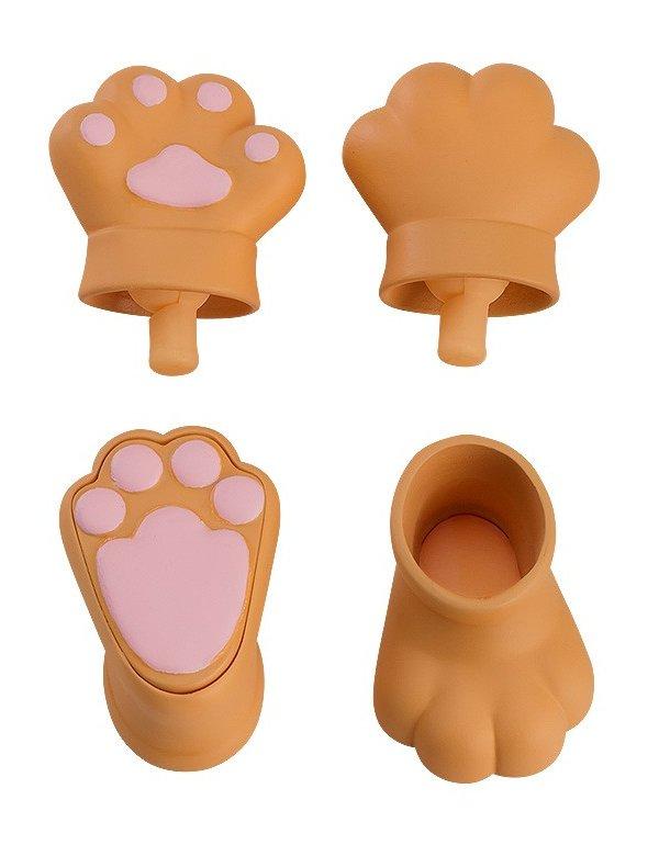 Nendoroid Doll Animal Hand Parts Set Brown - Good Smile Company