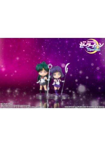 Figuarts mini Super Sailor Saturn -Eternal edition- - Bandai Spirits