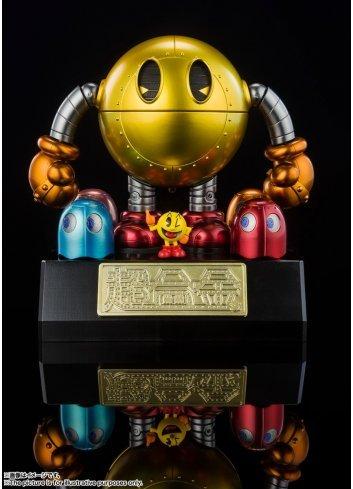 Chogokin Pac-Man - Bandai Spirits