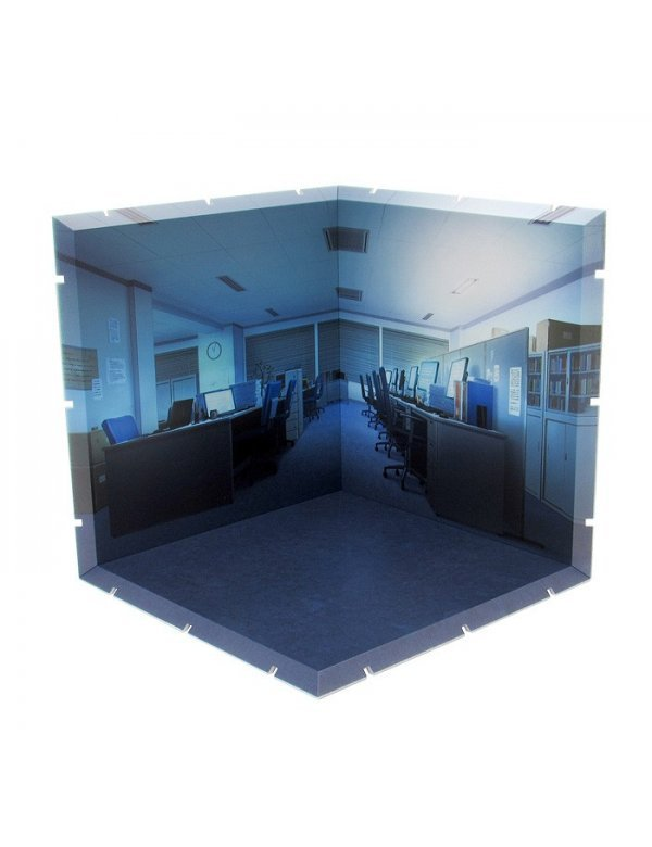 Dioramansion 150 Office (Night) - PLM