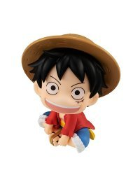 Look Up Monkey D. Luffy - Megahouse