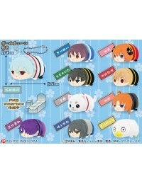 Gintama Mochimochi Mascot Mini (Box x10 pieces)