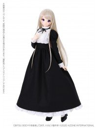 Iris Collect Noix -Classy Maid- (Luxe Black Ver.) - Azone international