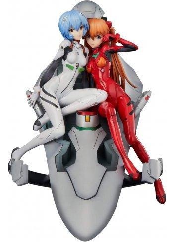 Rei & Asuka (Twinmore Object) - Union Creative