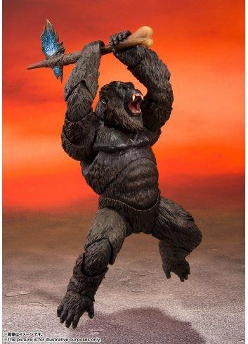 S.H.MonsterArts  Kong (2021) - Bandai Spirits
