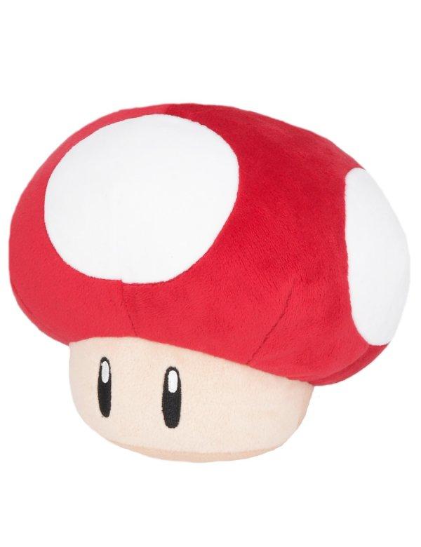 Plush AC60 Super Mushroom (S Size) - Sanei-boeki