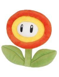 Plush AC62 Fire Flower (S Size) - Sanei-boeki