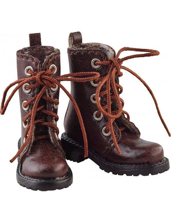 Harmonia bloom Shoes - Work Boots (Dark Brown) - Good Smile Company