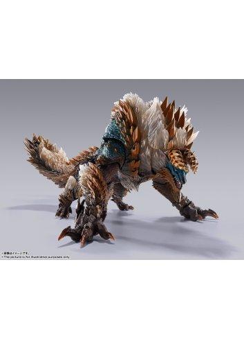 S.H.Monster Arts Zinogre - Bandai Spirits
