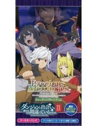 Precious Memories Booster Pack - Is It Wrong to Try to Pick Up Girls
