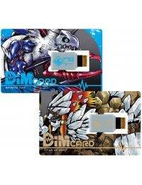 DIM Card set Vol.2 (Infinite Tide & Titan of Dust) for Digimon Vital