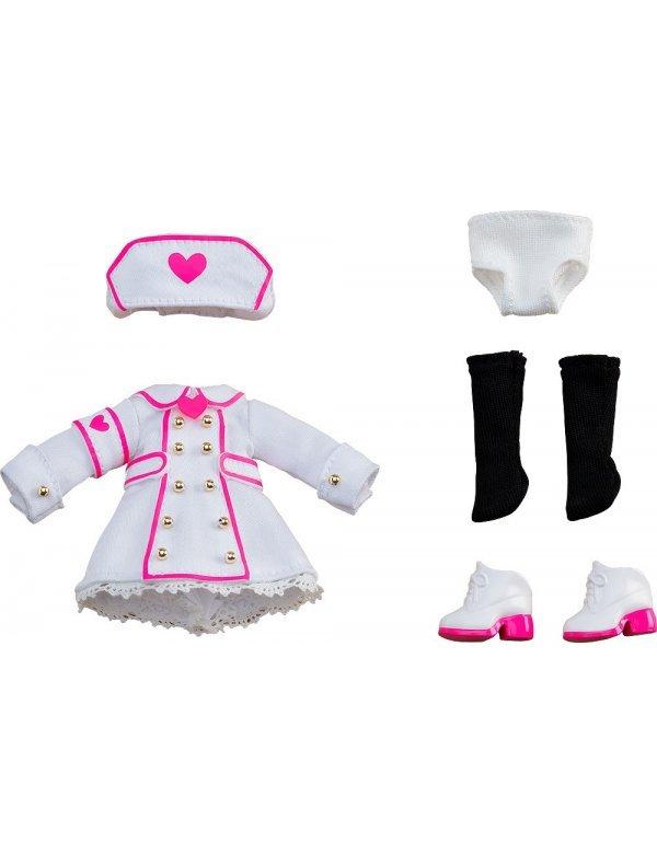 Nendoroid Doll Clothes Set Nurse Uniform (White) - Good Smile Company