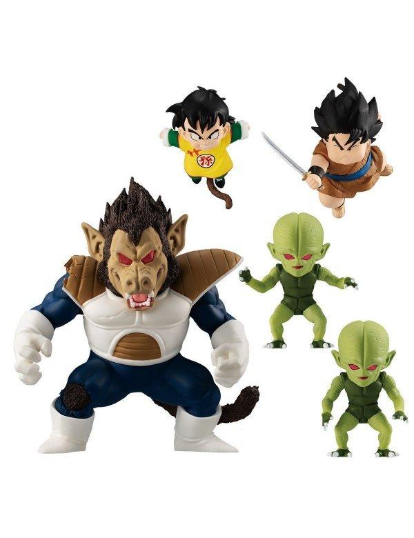 Dragon Ball Adverge Motion 5 (Oozaru Vegeta Special Set)