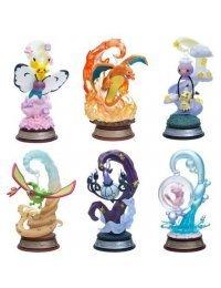 Pokemon Swing Vignette Collection (Box / 6 pieces)