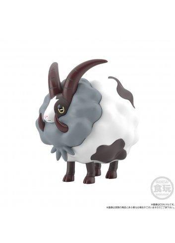 Pokémon Scale World: Galar Region - Hop & Baiwooluu (Bea & Dubwool)