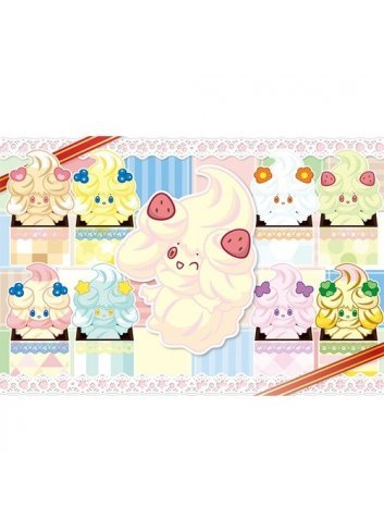 Postal Card Pokémon - 2021/04