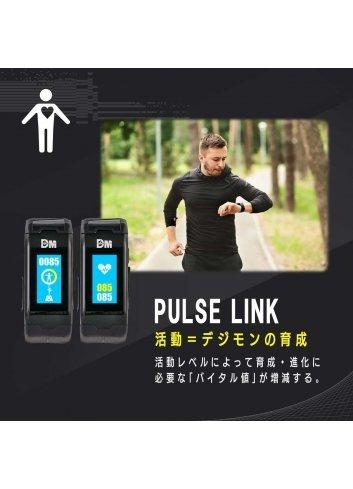 Digimon Vital Bracelet ver. Black