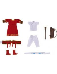 Nendoroid Doll Clothes Set - Lan Wangji Qishan (Night-Hunt Ver.)