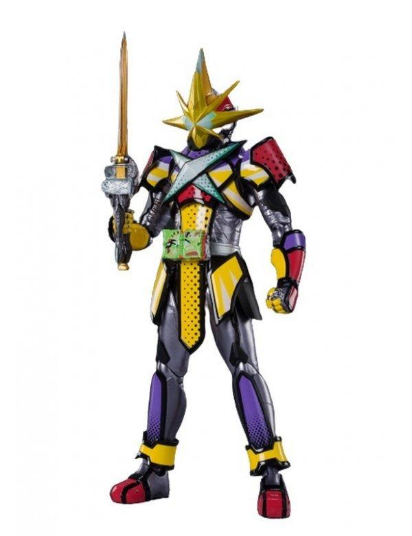 S.H.Figuarts Kamen Rider Saikou -Kin no Buki Gin no Buki / X Sword