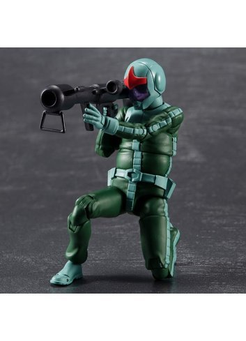 G.M.G. Principality of Zeon 04 Normal Suit Soldier