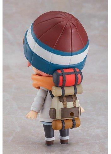 Nendoroid Kagamihara Nadeshiko (Solo Camp Ver.) DX Edition