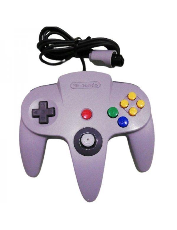 Controller N64 Grey -Loose-