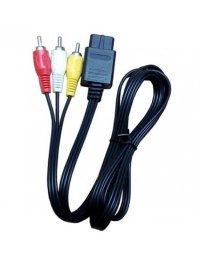 Stereo AV Cable 2.5m for Super Famicom and Nintendo 64