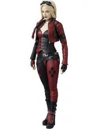 S.H.Figuarts Harley Quinn (The Suicide Squad) - Bandai Spirits