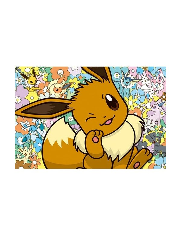 Postal Card Pokémon - 2021/06
