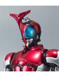 S.H.Figuarts Kamen Rider Kabuto (2008 released ver.)