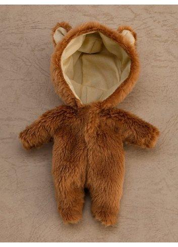 Nendoroid Doll Kigurumi Pajamas Bear (Brown) Nendoroid Doll Kigurumi Pajamas Bear (Brown)