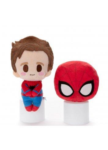 X Buddies Big Chokkorisan with Mask Peter Parker (Spider-Man) X Buddies Big Chokkorisan with Mask Peter Parker (Spider-Man)
