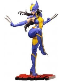 Marvel Bishoujo Wolverine (Laura Kinney) - Kotobukiya