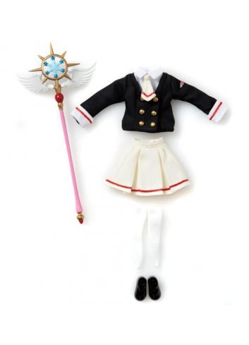 OutFit selection - Tomoeda Middle School Uniform OutFit selection - Tomoeda Middle School Uniform