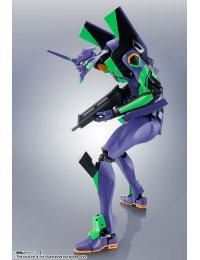 Robot Damashii (Side EVA) EVA-01 (Renewal Color Edition) Robot Damashii (Side EVA) EVA-01 (Renewal Color Edition)