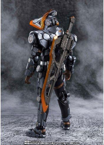 S.H.Figuarts Kamen Rider Buster (Genbu Shinwa) S.H.Figuarts Kamen Rider Buster (Genbu Shinwa)