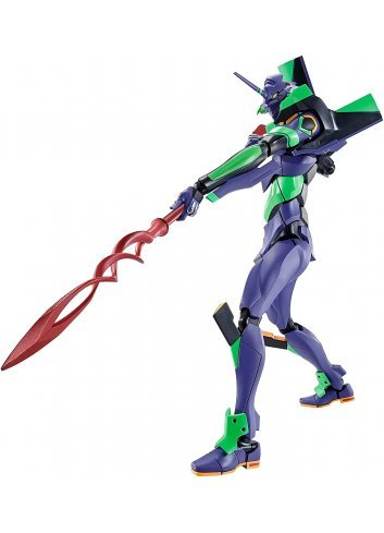 Robot Damashii (Side EVA) EVA-01 (Renewal Color Edition)