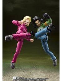 S.H.Figuarts Android 17 (Universe Survival Saga)